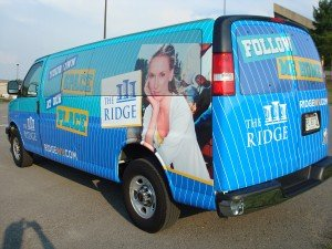 Cost Per Impress or CPI. Vehicle Wraps from Suncoast Media Pros make an impact affordably.