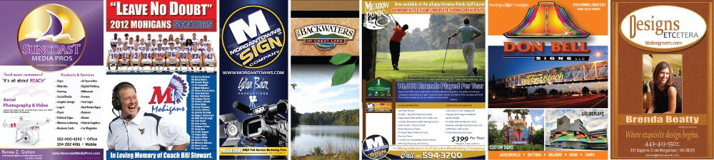 Brochure Design in Tampa by Suncoast Media Pros