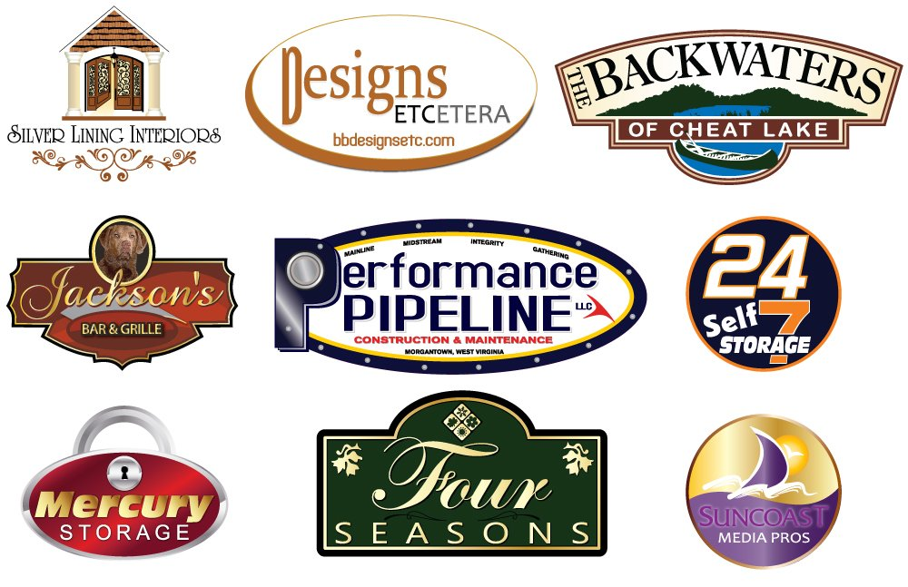 Make an impact on your business with a Logo Design in Tampa Florida and the US by Suncoast Media Pros