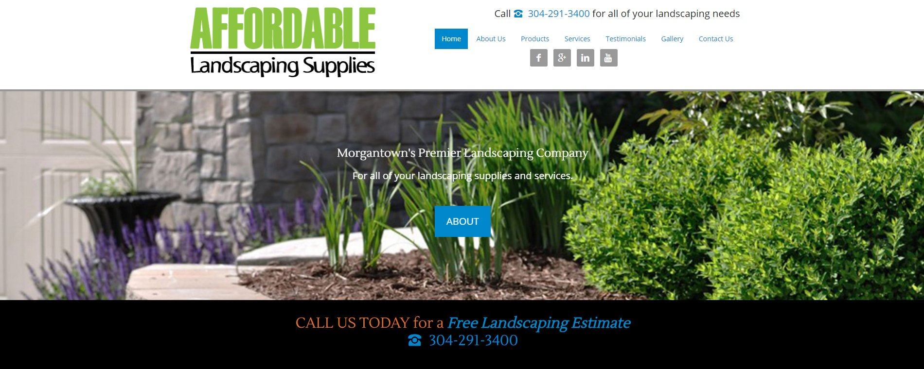 Suncoast Media Pros - Affordable Landscaping Supplies Morgantown, West Virginia